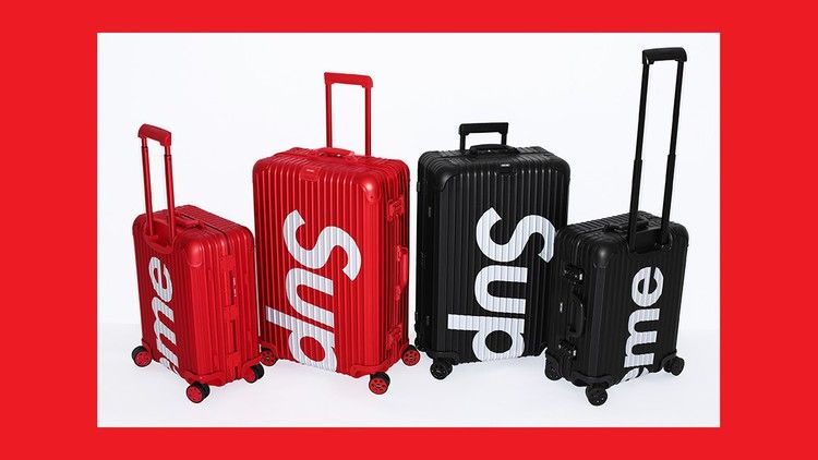 6e0906ad4 Rimowa x Supreme: Luggage for The Well-Traveled Hypebeast — Condé ...