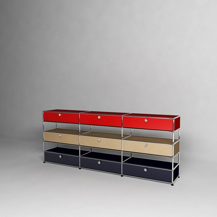 Make it yours with usm modular furniture usm modular - Design your own mobile home online ...