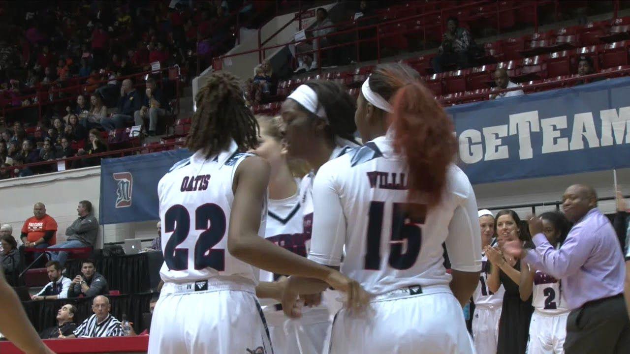Women's Basketball Game Highlights vs. BGSU Womens