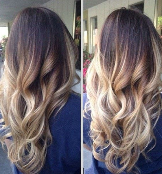 20 Stunning Blonde Ombre Hair Color Ideas Red Brown And Black