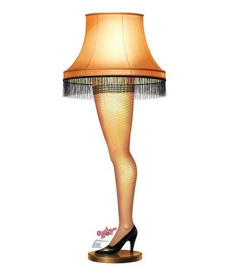 Advanced Graphics A Christmas Story Leg Lamp Photo Prop zulily