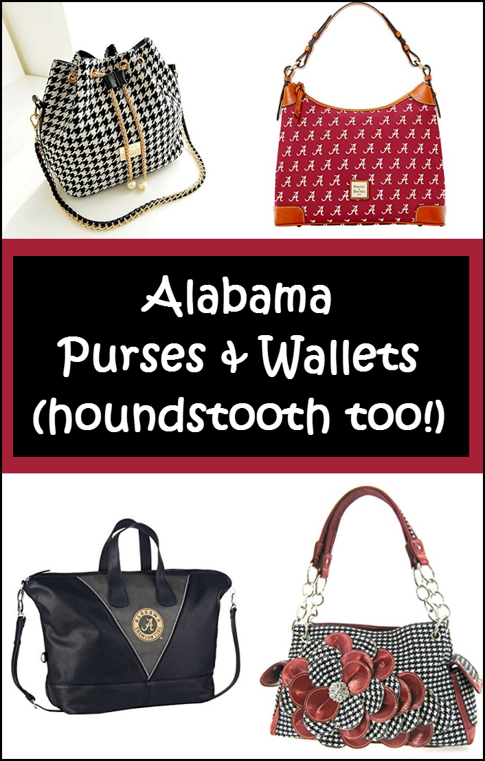 Alabama Purses And Wallets Rolltide Lots Of Cute University