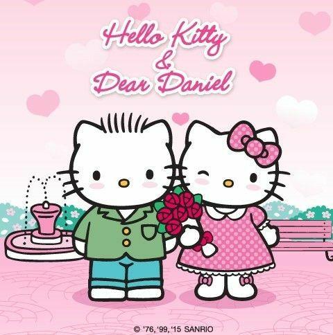 Hello Kitty Et Dear Daniel Hello Kitty Kitty Hello Kitty Pictures