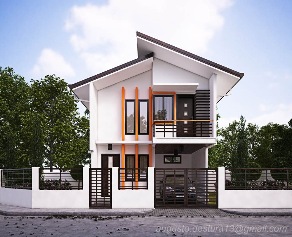 Pin By Sunil Jayaratne On House Plans Philippines House