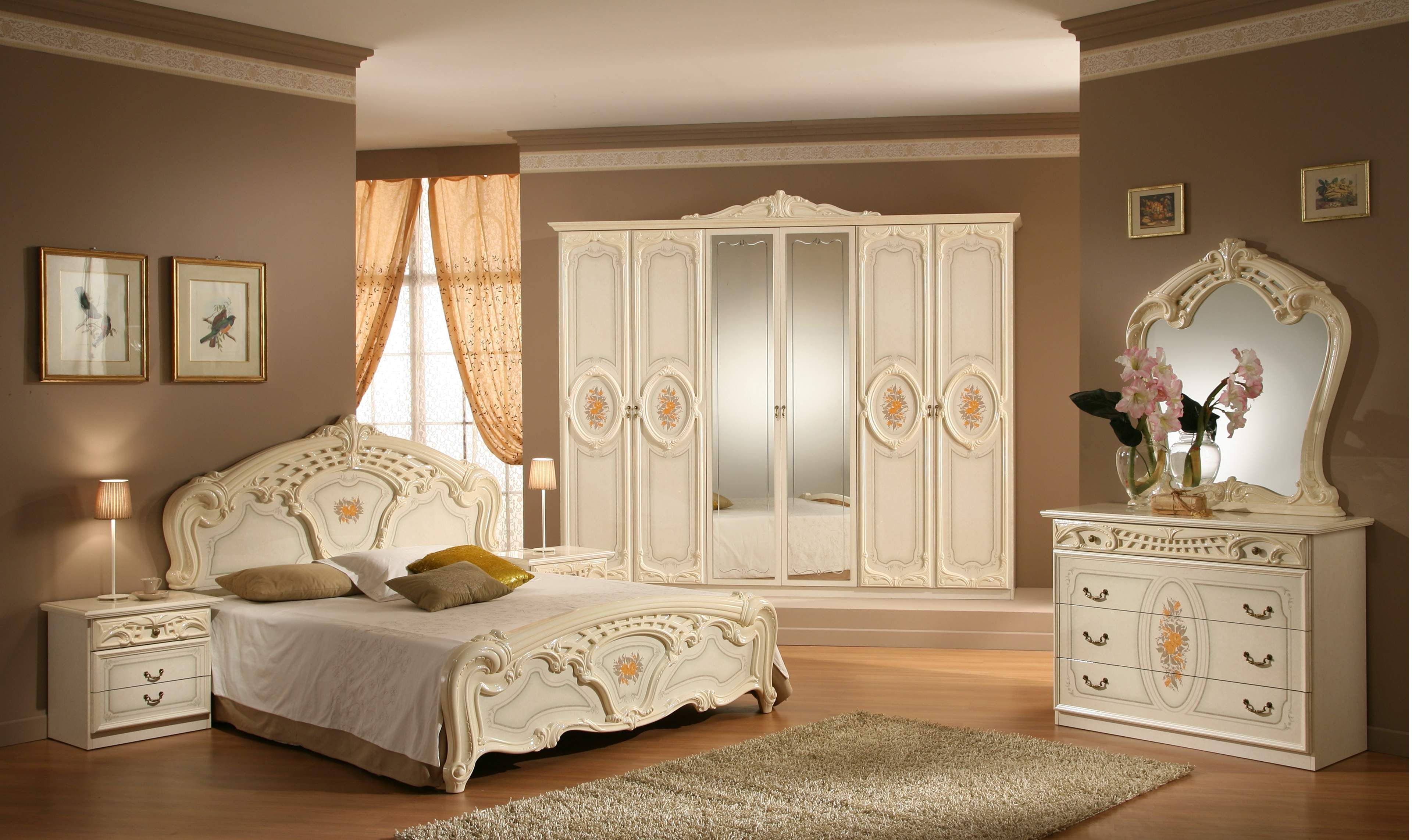Bedroom Modern White Furniture Cool Beds Loft For Kids Bunk With ...