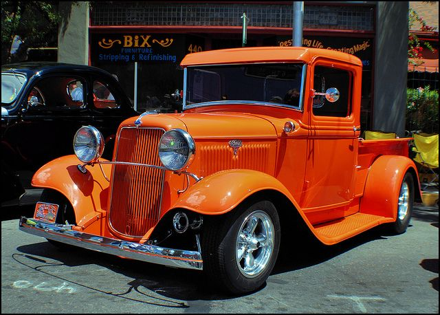 Cool only if you like car shows!!! Which we love them :)