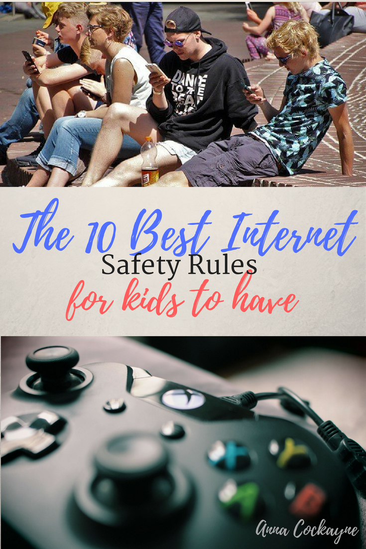 The 10 Best Internet Safety Rules for Kids + Free ...