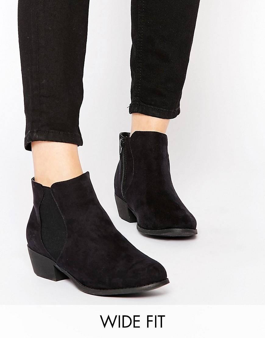 New Look Wide Fit   Cute ankle boots