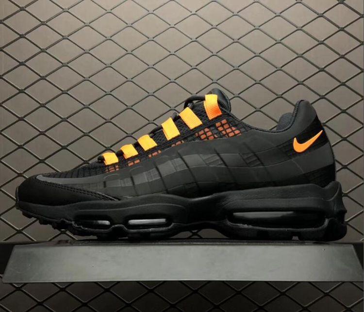 651418dc498 Mens Nike Air Max 95 Ultra SE Noir