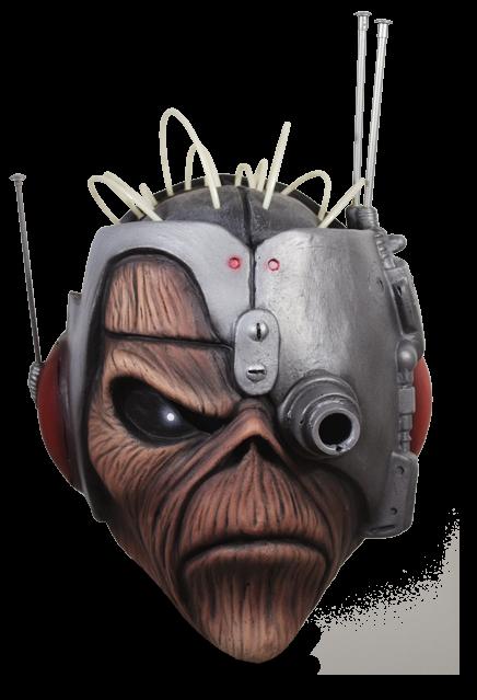 Iron Maiden Somewhere In Time Eddie Mask Masks In 2018
