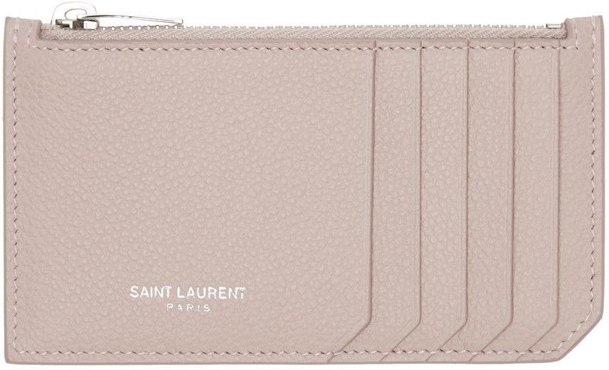 00af550acf6 SAINT LAURENT . #saintlaurent #card | Saint Laurent in 2019 | Ysl ...