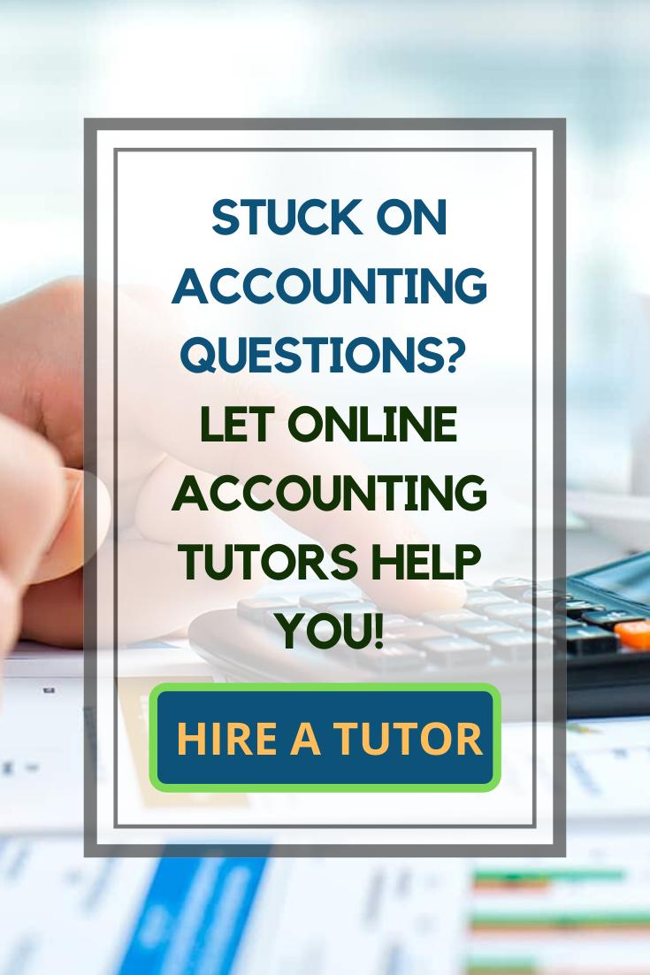 Free online accounting homework help