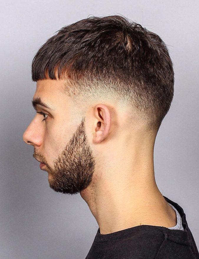 10 Timeless Caesar Haircut Ideas An Easy How To Get Guide Haarschnitt Manner Haarschnitt Herrenhaarschnitt