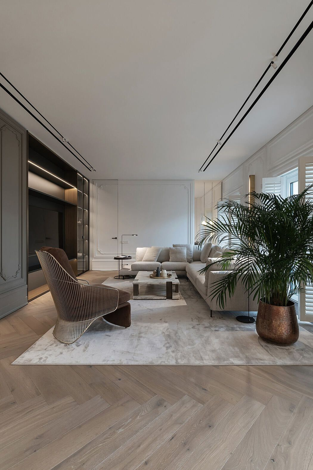 Photo of Her Apartment by Yodezeen Architects