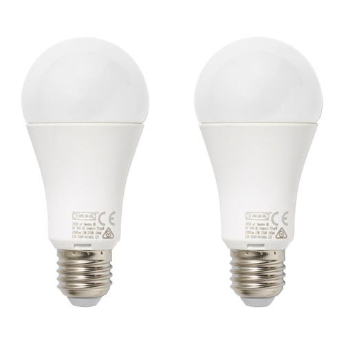 ikea ryet led lampe e27 1000 lm led lampen verbrauchen ca 85 weniger energie und halten 10 mal lnger als glhlampen - Ikea Led Lampen