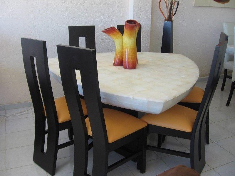 Somos Fabricantes De Comedores4 6 8 10 Y 12 Sillastu Eliges El Color De Diseno De Mesas De Comedor Mesas De Comedor Cuadradas Muebles De Dormitorio Modernos