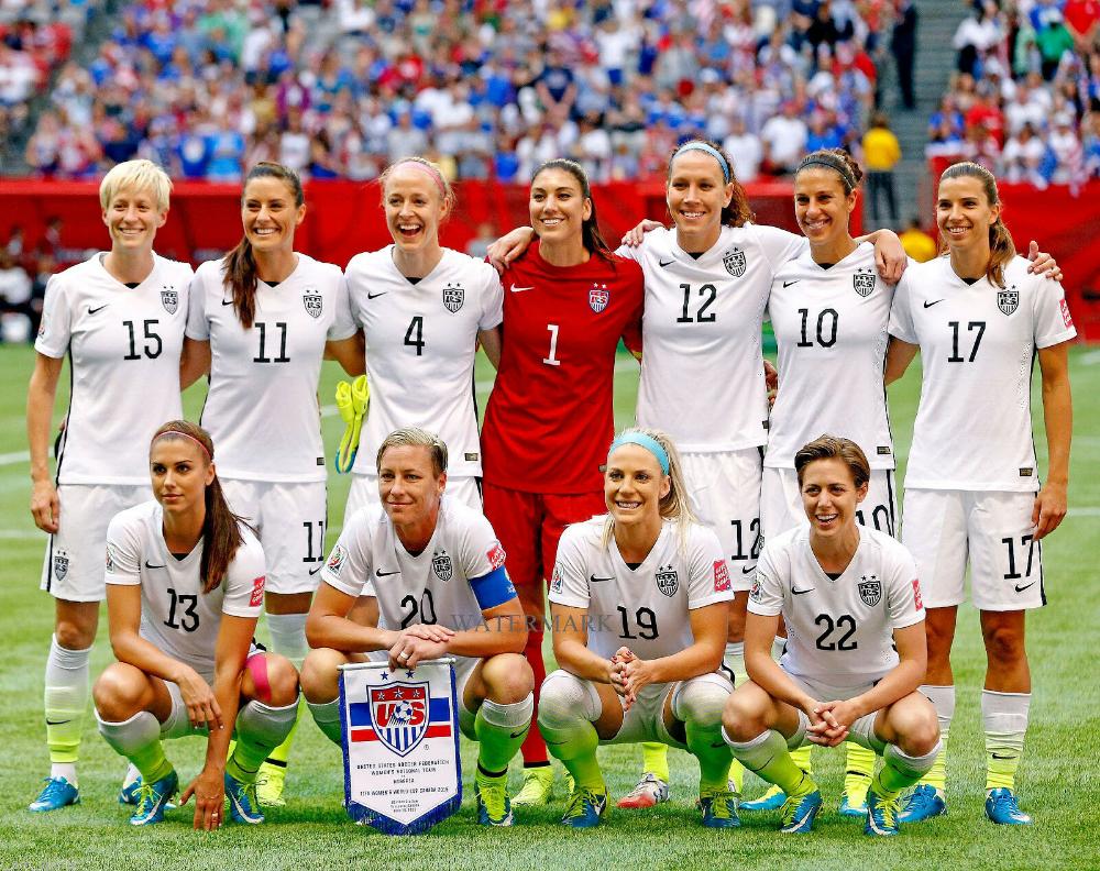 2019 USA WOMEN/'S SOCCER TEAM WORLD CUP CELEBRATION 8X10 PHOTO MORGAN CARLI LLOYD