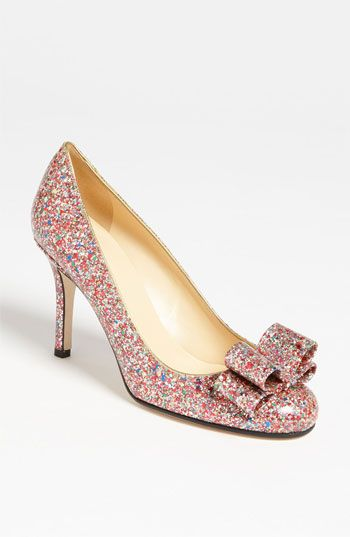 884893ed006a kate spade new york  krysta  pump available at  Nordstrom - Mean not  spelled the same