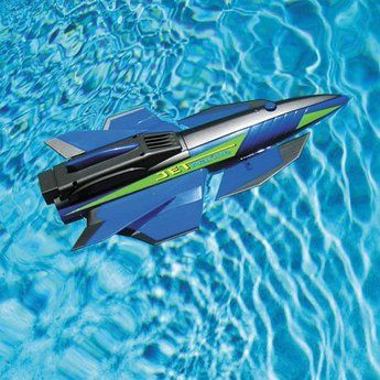 Jet Marine Swimming Pool Remote Controlled Boat. Want it? Own it? Add it to your profile on unioncy.com #tech #gadgets #electronics