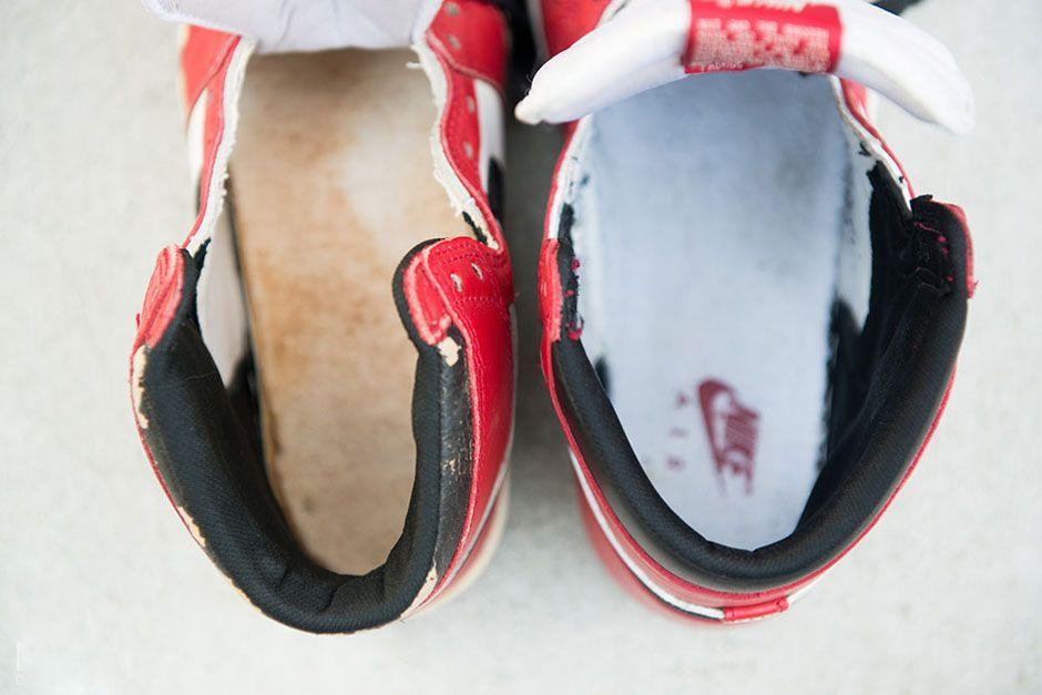Ya les habíamos platicado la  Historia de los Nike Air Ship , que fueran el primer par de sneakers Nike que Michael Jordan usara de forma oficial tras firmar contrato con la marca. Pero este...