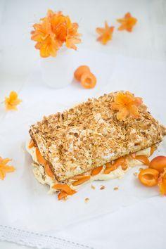 Aprikosen Kvaefjordkake Oder Der Beste Kuchen Der Welt Rezept