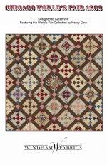 Chicago World's Fair 1892 by Karen Witt | Quilting Pattern for ... : quilt stores in chicago - Adamdwight.com