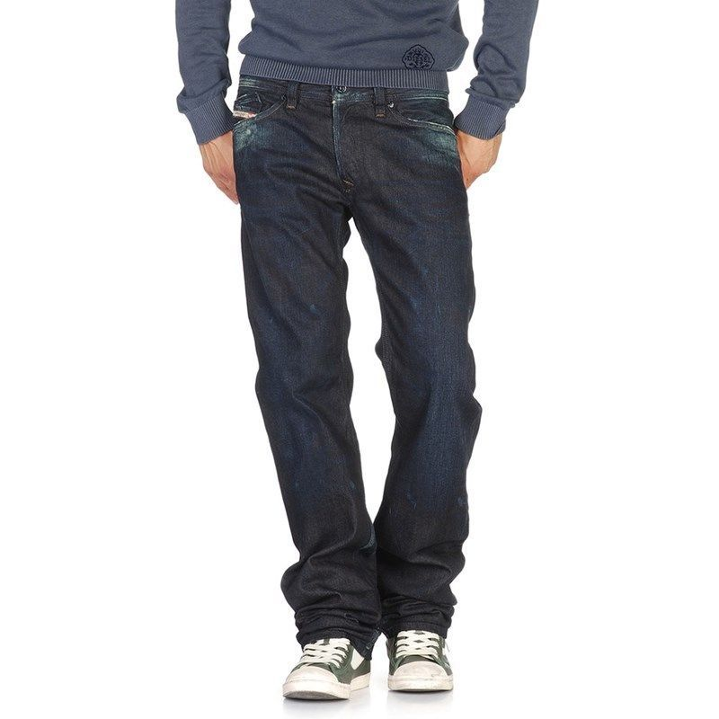 19c94289 PERFECT mens DIESEL VIKER 008XB urban Regular straight leg JEANS size W30  L32