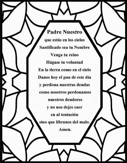 La Catequesis: Recursos Catequesis Oración Padrenuestro | VBS ...