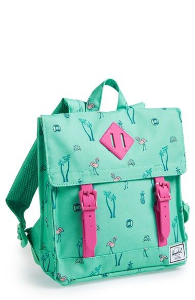 41d017777b Herschel+Supply+Co.+ Survey+Kid +Scouting+Backpack+(Toddlers)+ ...
