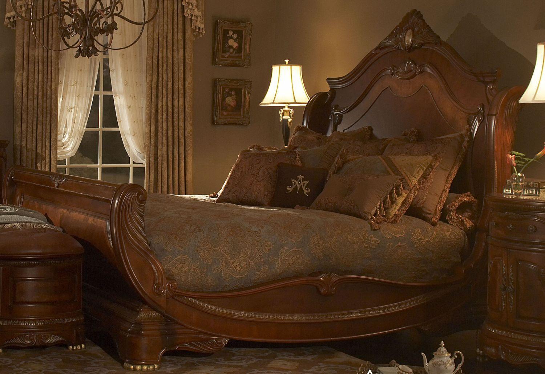 Aico Cortina Sleigh Bed Master Bedroom Ideas Sleigh