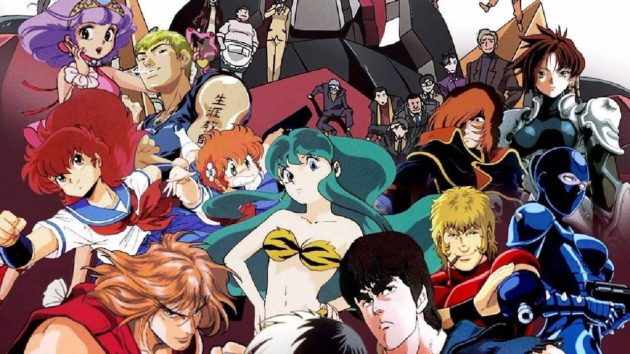 A free anime streaming service that lets you watch classic