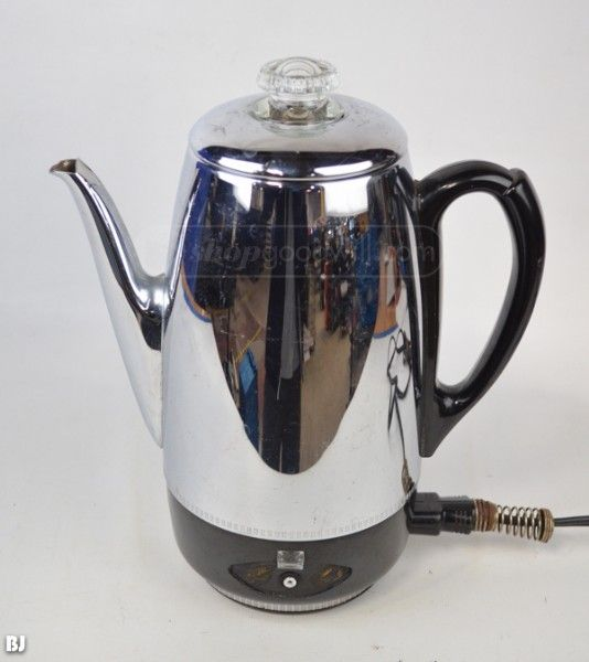 Sunbeam Automatic Percolator Coffee Pot