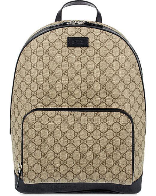 809d7d06855f48 Men's Natural Supreme Backpack | Arm Candy | Supreme backpack ...