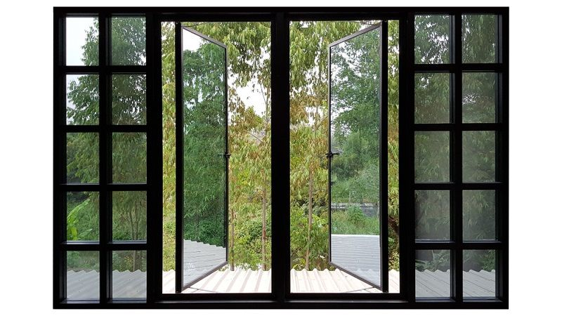 Compared To Wood Or Any Other Substance Upvc Doubleglazed Doors Require The Least Amount Of Repair And Mainte In 2020 Window Glazing Double Glazing Aluminium Doors