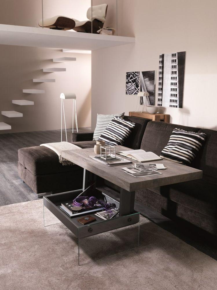 29 moderne Wohnzimmermöbel Ideen für Designliebhaber ...