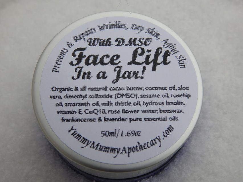 Face Lift in a Jar