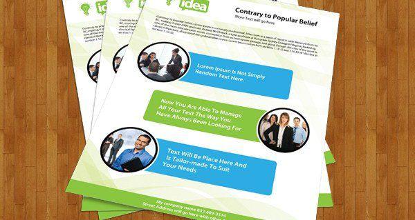30 Free Brochure Templates for Download Brochures, Free brochure - free pamphlet design