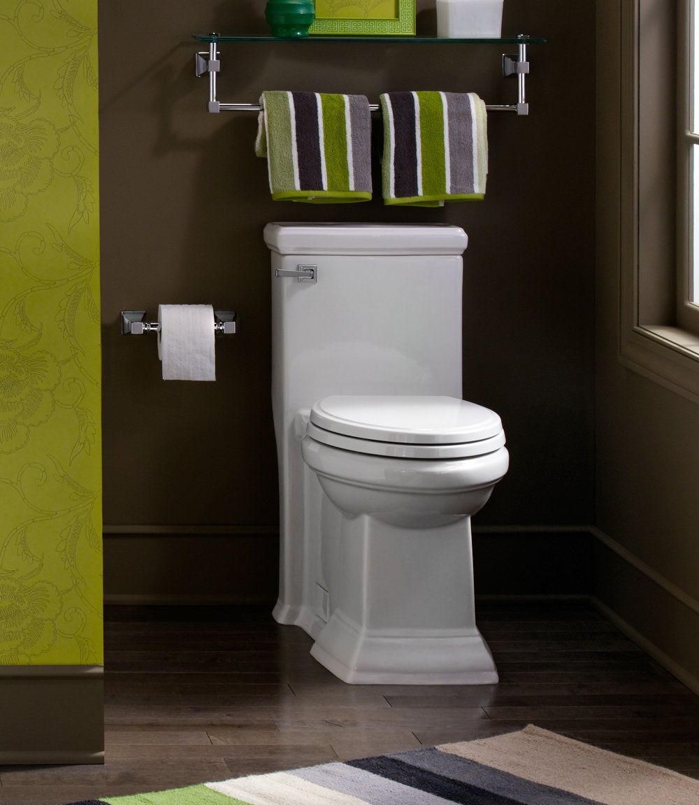 Town Square FloWise Elongated Toilet · American StandardToiletsBaking