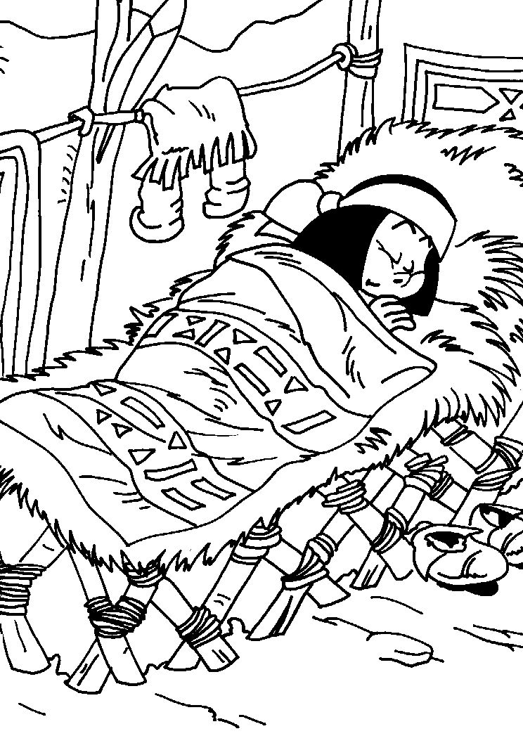 Dibujos para Colorear Yakari 5 | Niños | Pinterest | Coloring pages ...