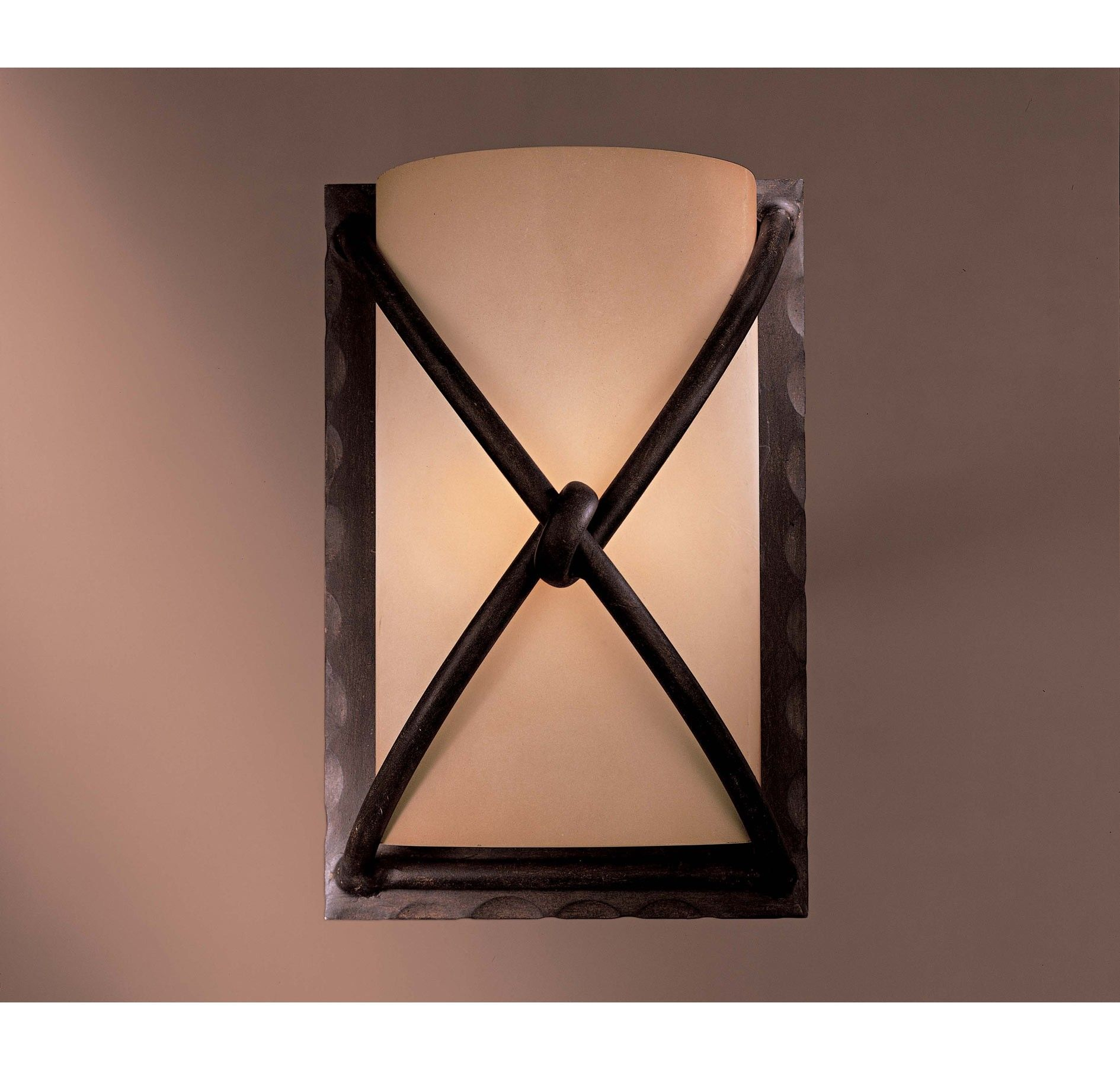 deals great grand salon wall sconce shop minka lavery steel on light brown