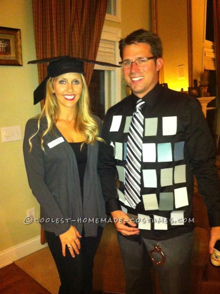 Original 50 Shades of Grey (PG Version) Last-Minute Couple Costume  sc 1 st  Pinterest & Original 50 Shades of Grey (PG Version) Last-Minute Couple Costume ...