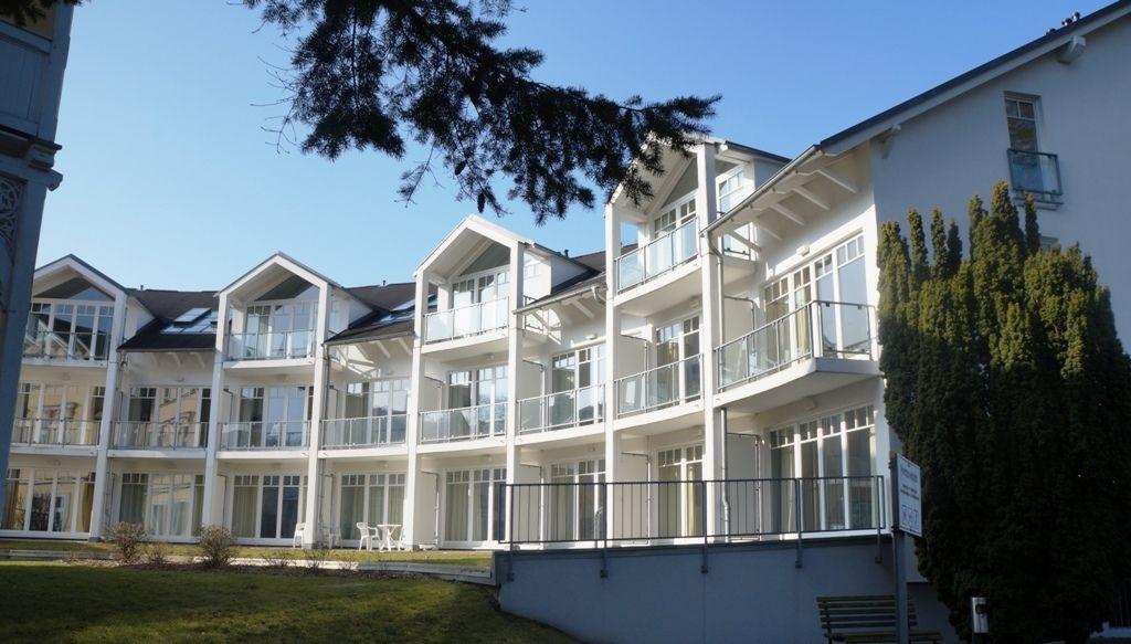 App.Anlage Villa Granitz in Göhren Ferienwohnung, Villa