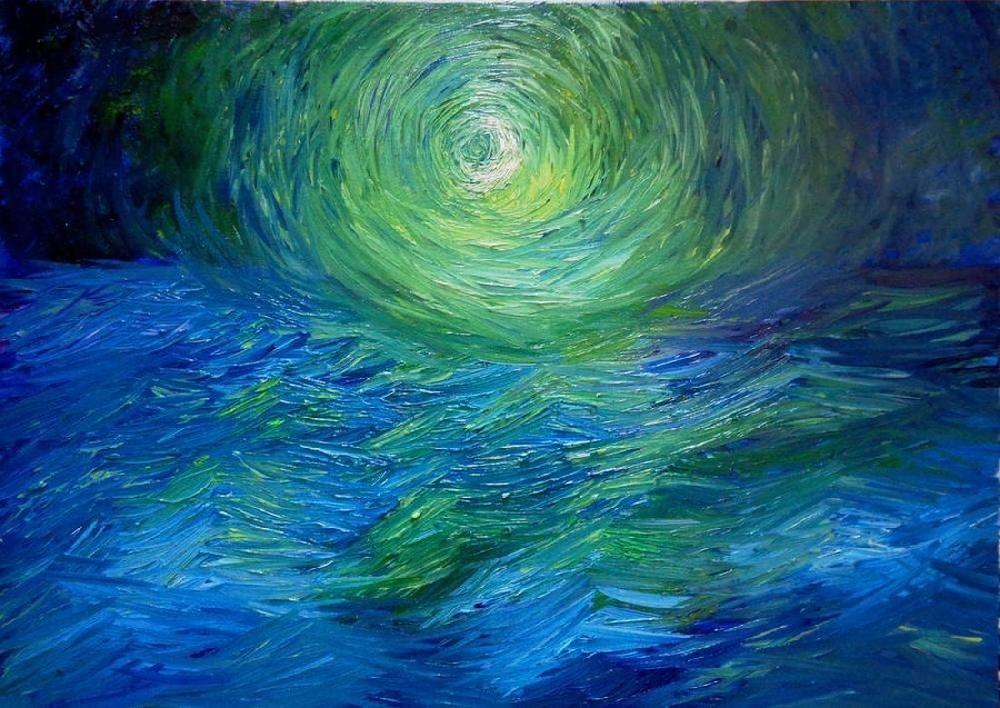 Oil Paintings Panosundaki Pin