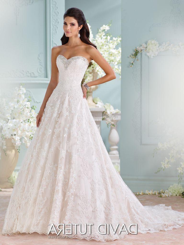 Discontinued Davids Bridal Dresses 2016 - http://misskansasus.com ...