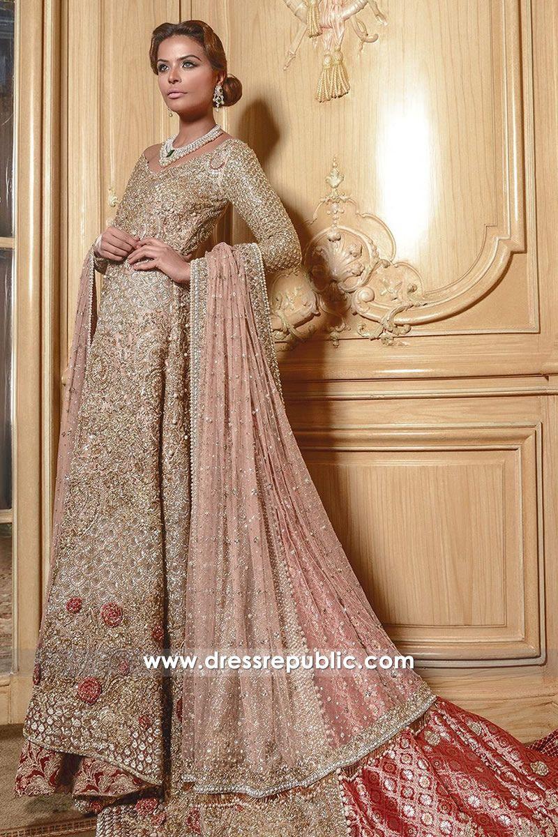 ad1ad35f32 2018 Faraz Manan Wedding Dress, UK Faraz Manan, Casual Party, Pakistani  Bridal,