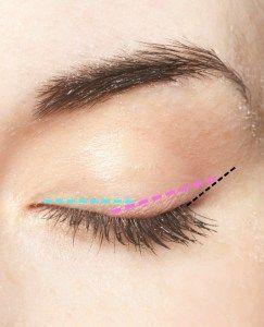 Photo of Winged Eyeliner Is No Loner A Mystery-Evolving Riley #EyelinerStepByStep