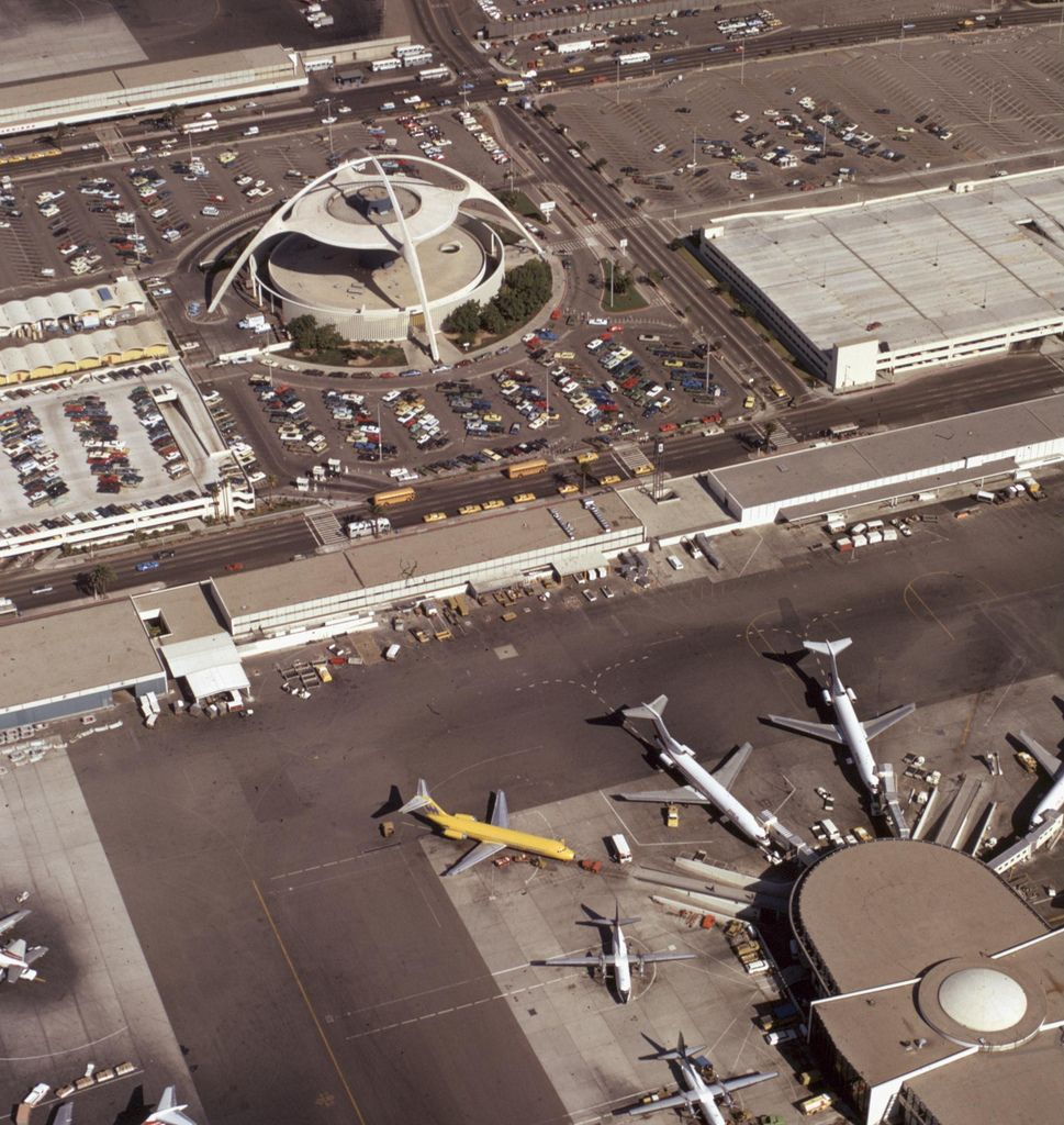 Los Angeles Apartments Near Airport: Historical Photos Lax - Google Search