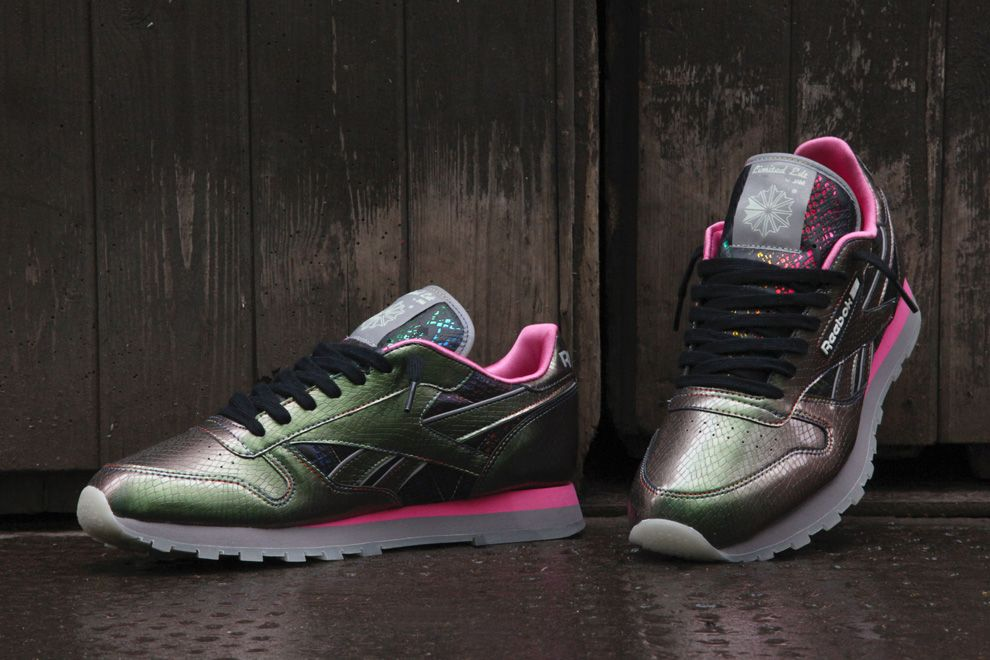 43a049a323c ... Limited Edt by JAM x Reebok Classic Leather (30th Anniversary Series) .