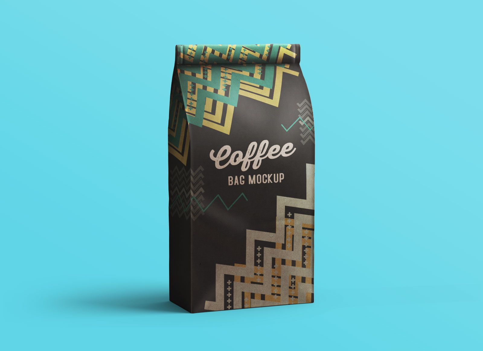 Download Free Coffee Bag Packaging Mockup Psd Set Packaging Mockup Free Coffee Bag Packaging
