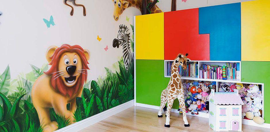 Kids room By Quirc Interior Design